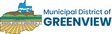 Municipal District of Greenview Logo