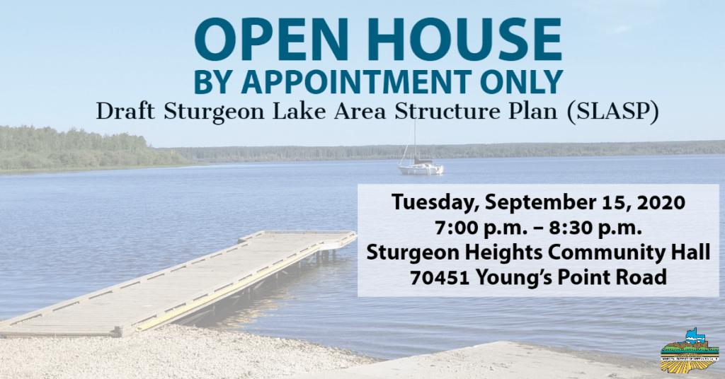 Draft Sturgeon Lake Area Structure Plan
