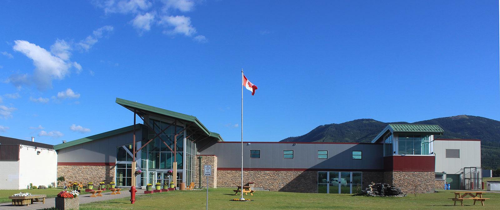 Grande Cache Recreation Centre