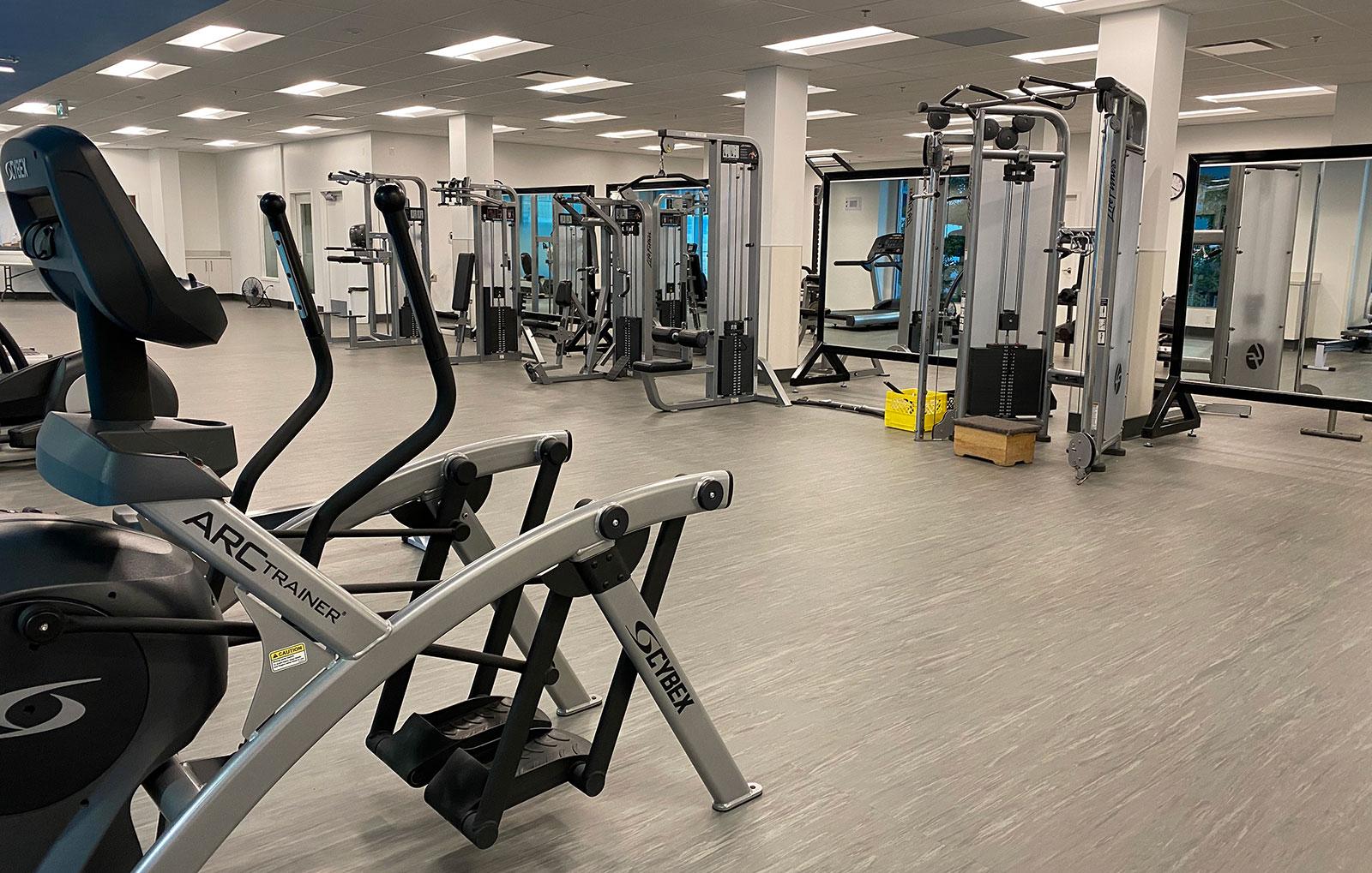 Grande Cache Recreation Centre - Fitness Centre