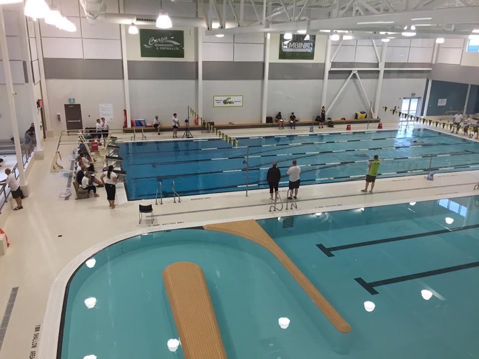 Greenview Regional Multiplex - Aquatic Centre